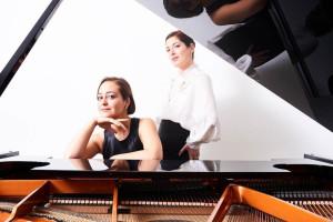 Letizia Dei e Chiara Saccone in concerto