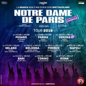 Notre Dame de Paris_Tour 2019
