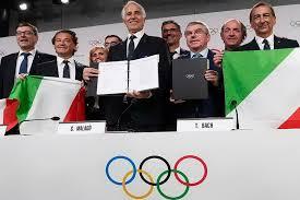 Olimpiadi 2026_Legge olimpica entro novembre
