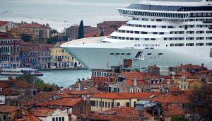andrea merola-venezia grandi navi