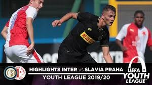 Canale 20 - UEFA Youth League 2019-20