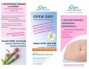 Evento/incontro Incontinenza urinaria