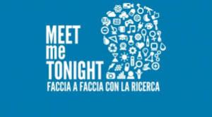 Meetmetonight – faccia a faccia con la ricerca