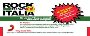 Rock Targato Italia_iscrizioni alla 32a edizione