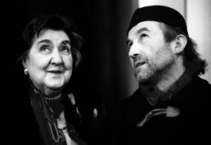 Alda Merini e Alberto Casiraghy