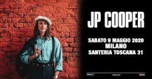 JP Cooper_live a Milano