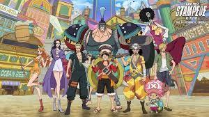 'One Piece Stampede Il Film'