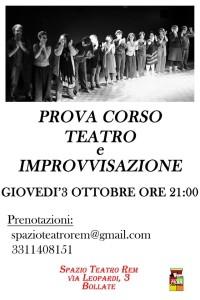 Spazio Teatro Rem