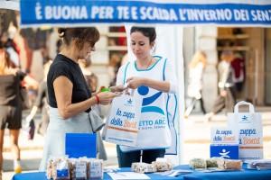 volontari per Zuppa della Bontà_Progetto Arca_