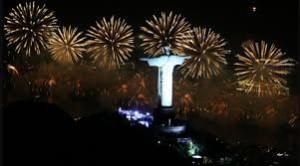 Capodanno in Brasile