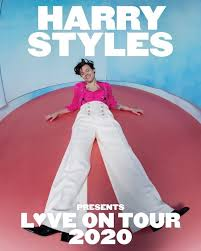 Harry Styles_tappe italiane del 'Love On Tour'