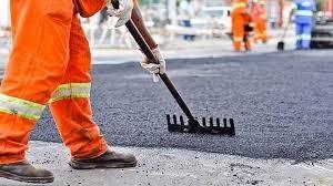 Lavori pubblici strade e marciapiedi
