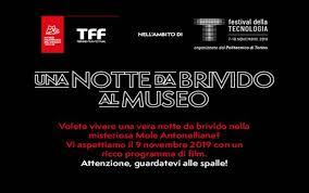 Torino_Una notte da brivido al museo