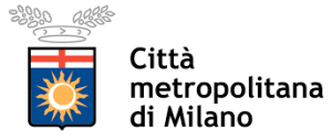 logo città metropolitana di milano