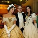 Gran Ballo dell'800 con Daria Baykalova e Pinda Kida
