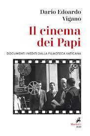 Il cinema dei papi copertina libro