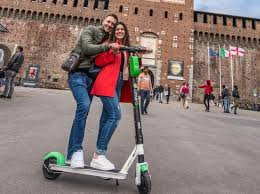 Micromobilità a Milano