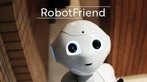 crowdfunding #RobotFriend
