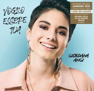 Giordana Angi_Voglio Essere Tua_Sanremo Edition