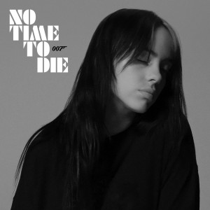 Billie Eilish_cover singolo_No Time to die