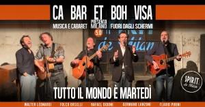 Ca Bar Et Boh Visa