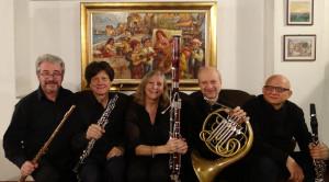 Foto Quintetto di fiati Goffredo Petrassi