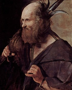 San Giuda Taddeo (Georges de LaTour)