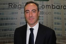 Giulio Gallera, assessore regionale al Welfare