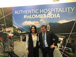 Lara Magoni Assessore al Turismo