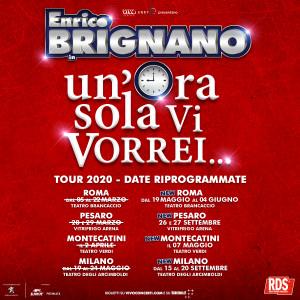 Enrico Brignano_date riprogrammate