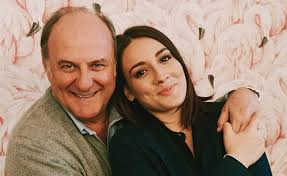 Gerry Scotti e Francesca Manzini