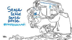 Gianluca Costantini per Progetto Arca_marzo 2020