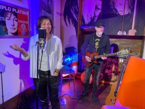 Gianna Nannini live streaming 12 03 2020