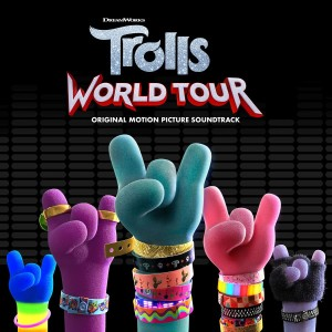 Trolls World Tour Soundtrack Art_