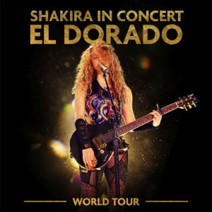 Shakira in concert El Dorado world tour
