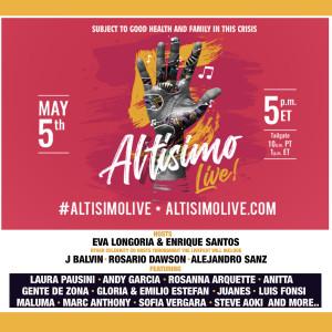 Altisimo Live