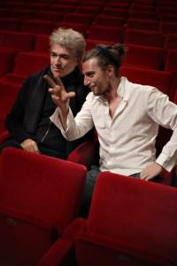 Maurizio Lastrico e Gioele Dix