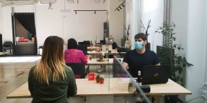 coworking covid a Industrie Fluviali