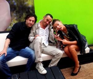 06. Milano-Moda Igor Nogarotto con Giacobazzi e Cristina Chiabotto