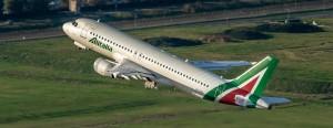Alitalia Airbus 320