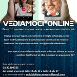 Vediamoci on line