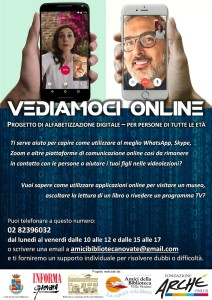 Vediamoci on line
