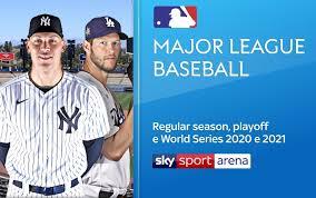 Baseball Mlb Sky