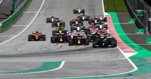 F1 Gp Stiria 2020