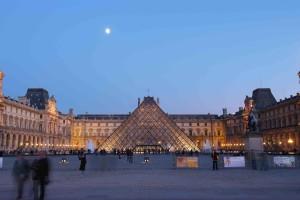 La Pyramide du Louvre 2009 Musée du Louvre Stéphane Olivier