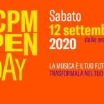 Locandina Open Day 2020 12 settembre2020
