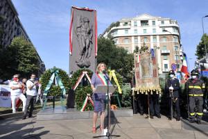 Commemorazione dell'eccidio di piazzale Loreto del 10 agosto 1944