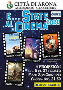estate al cinema 2020