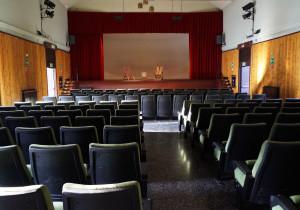 Cine-teatro Bello Milano la sala