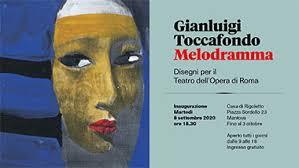Gianluigi Toccafondo mostra Melodramma